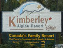 Welcome to Kimberley!
